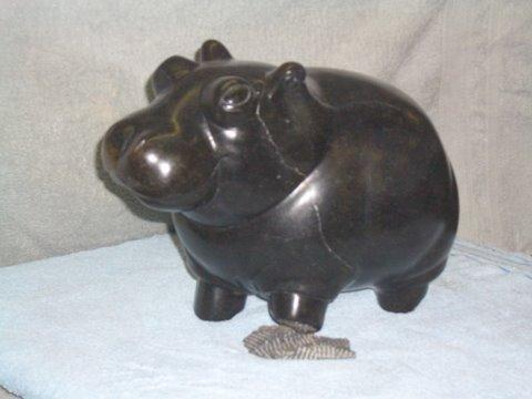 Nijlpaard - Serpentijn